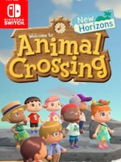 Animal Crossing: New Horizons (Nintendo Switch) - Nintendo Key - EUROPE