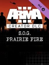 Arma 3 Creator DLC: S.O.G. Prairie Fire (PC) - Steam Gift - EUROPE