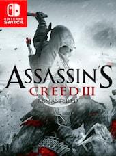 Assassin's Creed III: Remastered (Nintendo Switch) - Nintendo Key - UNITED STATES