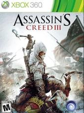 Assassin's Creed III (Xbox 360) - Xbox Live Key - GLOBAL