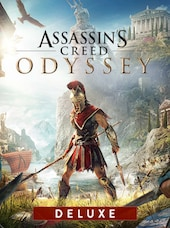 Assassin's Creed Odyssey | Deluxe Edition (PC) - Ubisoft Connect Key - EUROPE