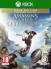 Assassin's Creed Odyssey | Gold Edition (Xbox One) - Xbox Live Key - EUROPE