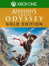 Assassin's Creed Odyssey   Gold Edition (Xbox One) - Xbox Live Key - UNITED STATES