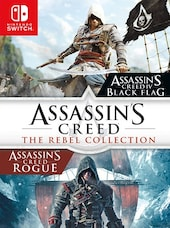 Assassin's Creed The Rebel Collection (Nintendo Switch) - Nintendo Key - UNITED STATES