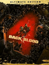 Back 4 Blood | Ultimate Edition (PC) - Steam Key - NORTH AMERICA