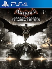 Batman: Arkham Knight | Premium Edition (PS4) - PSN Key - EUROPE
