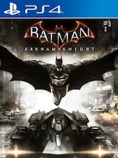 Batman: Arkham Knight (PS4) - PSN Key - UNITED STATES