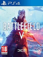 Battlefield V PSN Key PS4 EUROPE