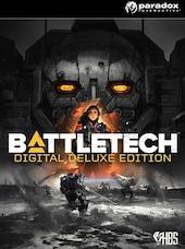 BATTLETECH Digital Deluxe Edition Steam Key GLOBAL