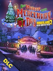 Borderlands 2 - Headhunter 3: Mercenary Day Steam Key GLOBAL