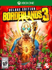 Borderlands 3 (Deluxe Edition) - Xbox One - Key (EUROPE)