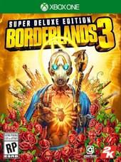Borderlands 3 Super Deluxe Edition Xbox Live Key UNITED STATES