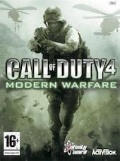 Call of Duty 4: Modern Warfare Steam Key GLOBAL