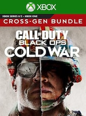 Call of Duty Black Ops: Cold War | Cross-Gen Bundle (Xbox One, Series X/S) - Xbox Live Key - EUROPE