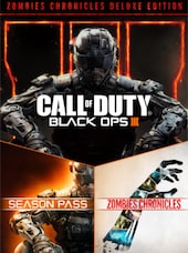 Call of Duty: Black Ops III - Zombies Deluxe (PC) - Steam Key - GLOBAL