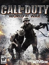 Call of Duty: World at War Steam Gift GLOBAL