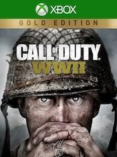 Call of Duty: WWII | Gold Edition (Xbox One) - Xbox Live Key - UNITED KINGDOM