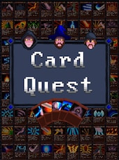 Card Quest (PC) - Steam Gift - GLOBAL