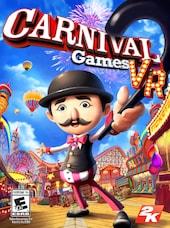 Carnival Games VR Steam Gift GLOBAL