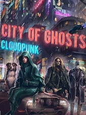 Cloudpunk - City of Ghosts (PC) - Steam Gift - GLOBAL