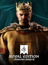 Crusader Kings III | Royal Edition (PC) - Steam Key - GLOBAL