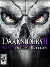 Darksiders II Deathinitive Edition Steam Key GLOBAL