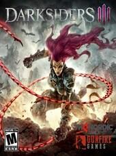 Darksiders III Deluxe Edition Steam Key GLOBAL