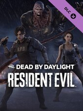 Dead by Daylight - Resident Evil Chapter (PC) - Steam Gift - EUROPE