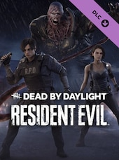 Dead by Daylight - Resident Evil Chapter (PC) - Steam Key - GLOBAL