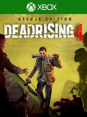 Dead Rising 4 | Deluxe Edition (Xbox One) - Xbox Live Key - GLOBAL