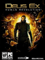 Deus Ex Human Revolution Steam Key EUROPE