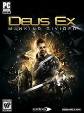 Deus Ex: Mankind Divided | Digital Deluxe Edition Xbox Live Key XBOX ONE UNITED STATES