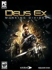 Deus Ex: Mankind Divided Steam Key ASIA