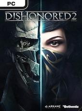 Dishonored 2 (PC) - Steam Key - GLOBAL