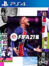 EA SPORTS FIFA 21 (PS4) - PSN Key - EUROPE