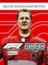 F1 2020 | Deluxe Schumacher Edition (PC) - Steam Key - EUROPE