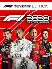 F1 2020 | Seventy Edition (PC) - Steam Key - GLOBAL