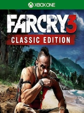 Far Cry 3 Classic Edition Xbox Live Key Xbox One EUROPE