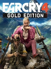 Far Cry 4   Gold Edition (PC) - Ubisoft Connect Key - GLOBAL