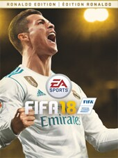 FIFA 18 Ronaldo Edition Xbox One Xbox Live Key UNITED STATES