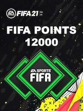 Fifa 21 Ultimate Team 12000 FUT Points - PSN Key - UNITED STATES