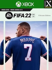 FIFA 22 | Ultimate Edition (Xbox Series X/S) - Xbox Live Key - EUROPE