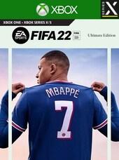 FIFA 22 | Ultimate Edition (Xbox Series X/S) - Xbox Live Key - UNITED STATES