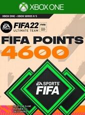 Fifa 22 Ultimate Team 4600 Fut Points - Xbox Live Key - GLOBAL