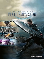FINAL FANTASY XIV: Shadowbringers | Complete Edition (PC) - Final Fantasy Key - EUROPE
