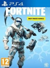 Fortnite Deep Freeze Bundle (PS4) - Fortnite Key - EUROPE