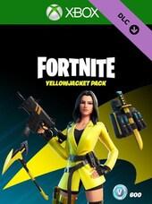 Fortnite - The Yellowjacket Pack (Xbox One) - Xbox Live Key - UNITED STATES