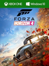 Forza Horizon 4 Standard Edition (Xbox One, Windows 10) - Xbox Live Key - GLOBAL