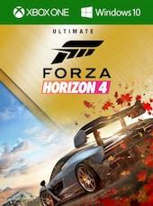 Forza Horizon 4|Ultimate Edition (Xbox One, Windows 10) - Xbox Live Key - UNITED STATES