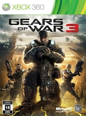Gears of War 3 XBOX LIVE Key Xbox One GLOBAL
